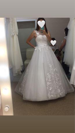 свадебное платье, платье для невесты, пышное платье
