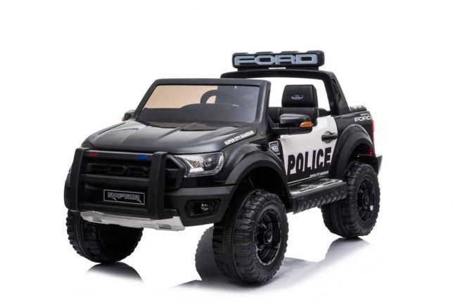 Samochód Ford Police na akumulator dla dzieci
