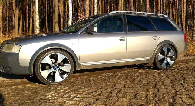 4 Felgi aluminiowe 20 cali 5x112 i opony 215/45/20 Audi Mercedes Vw