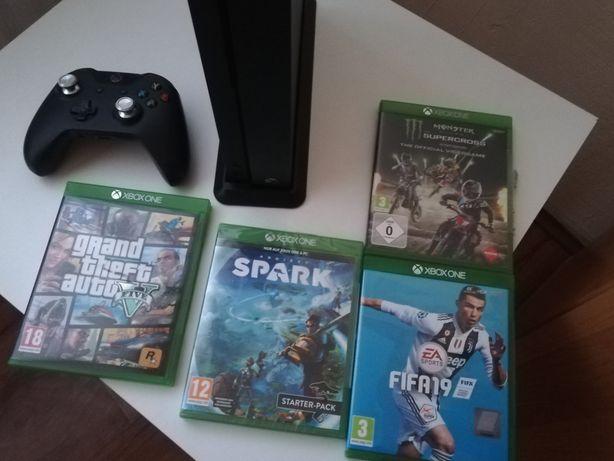 OKAZJA Xbox One X  Dysk 1TB 4K Napęd Blu Ray