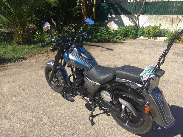 Mota Kinroad 125cc