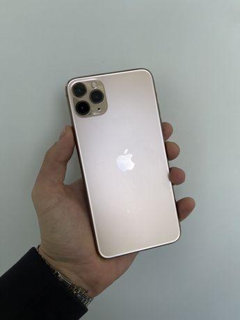 Iphone 11 Pro Max 256 gb Gold Neverlock Гарантия Обмен
