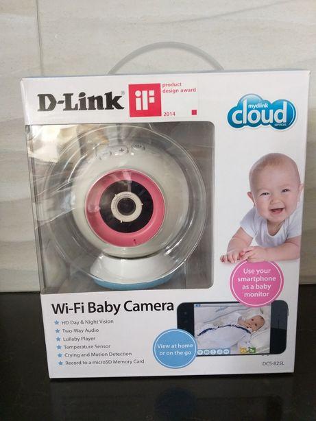 Видеоняня D-Link DCS-825 L