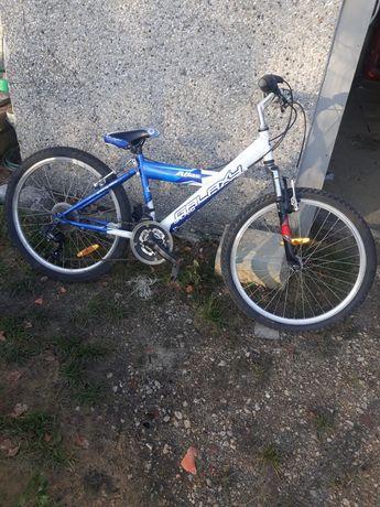 """Sprzedam rower galaxy atlas rower dziecięcy/24"""""""