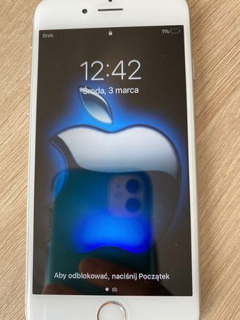 Iphone 6S w perfekcyjnym stanie, srebrny.