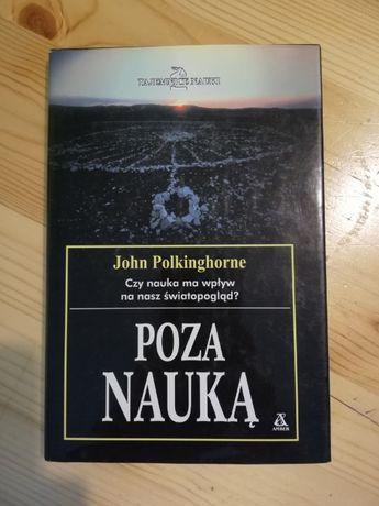 """""""Poza nauką"""" John Polkinghorne książka"""