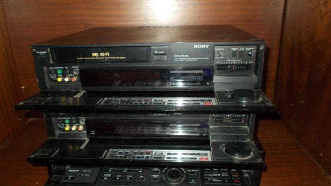 SONY SLV 725 VC видео магнитофон SLV 757. SLV 656 .
