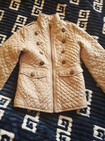 Куртка осінь весна для дівчинки