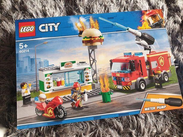 Okazja dobra cena prezent Lego City 60214
