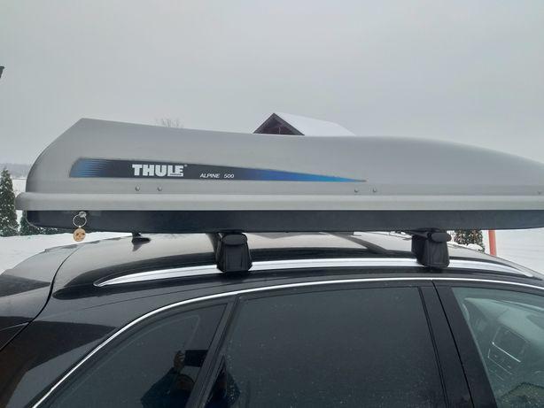 Box bagażnik THULE Alpine 500
