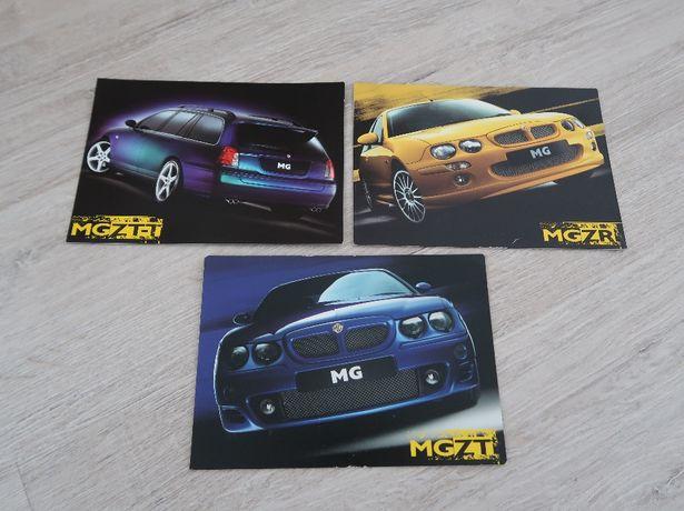 Vendo Postais MG-Rover