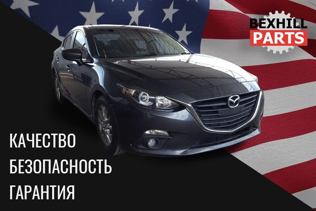 Разборка автомобиля Mazda 3 I Touring 2013-2018 запчасти ШРОТ