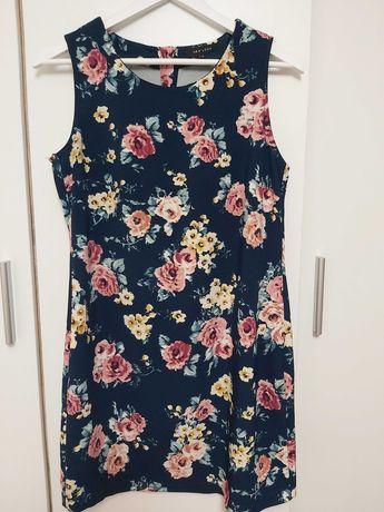 Sukienka w kwiatki new look
