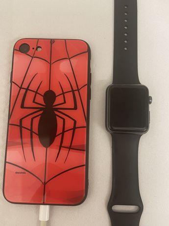 Ipchone 7 i smart watch Apple 1 42 mm