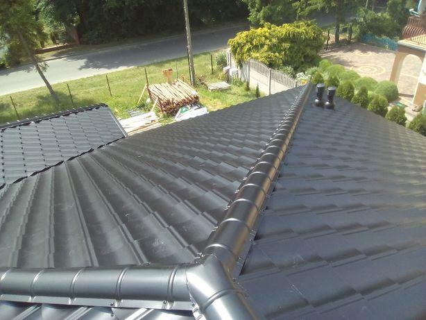 dachy usługi dekarskie pokrycia dachowe montaż sprzedaż