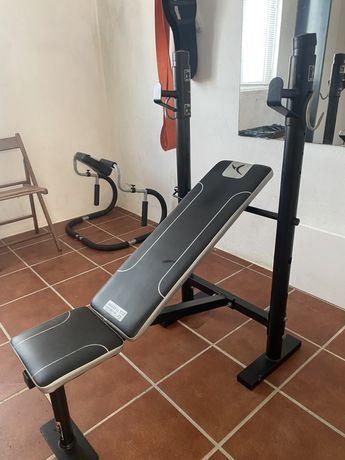 Banco de ginásio / musculação