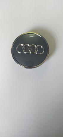 Oryginalne dekielki do felgi Audi Stan nowy