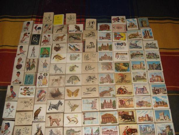 colecção de caixas 100