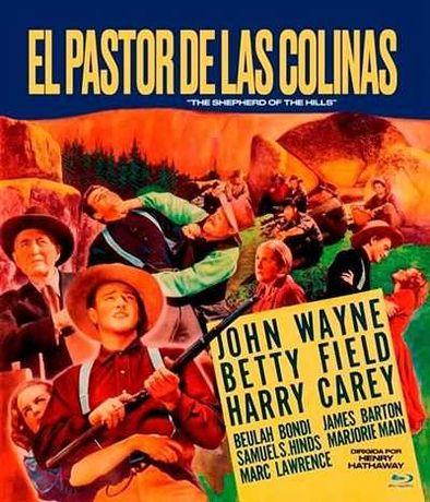 El Pastor De Las Colinas/O Escravo da Montanha(Blu-Ray)-Importado