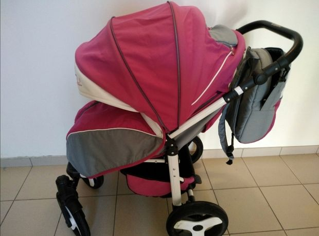 Прогулочна коляска Camarelo Elf рожева