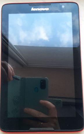 Планшет Lenovo A5500-H / 8 дюймів / 3G / 1GB / 16GB / IPS / GPS / red