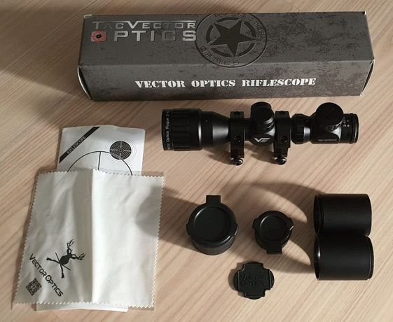 Mira Telescópica 2-6X32AOE - Airsoft Scope