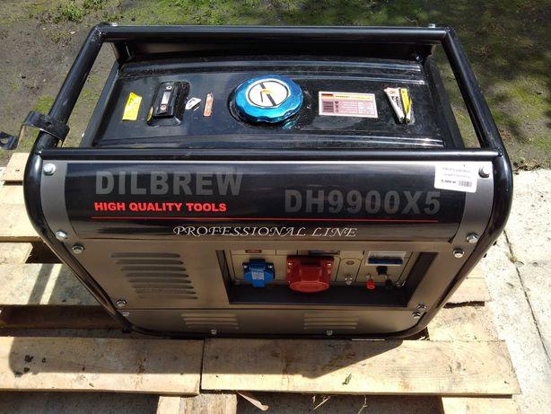Agregat Prądotwórczy DILBREW DH9900X5