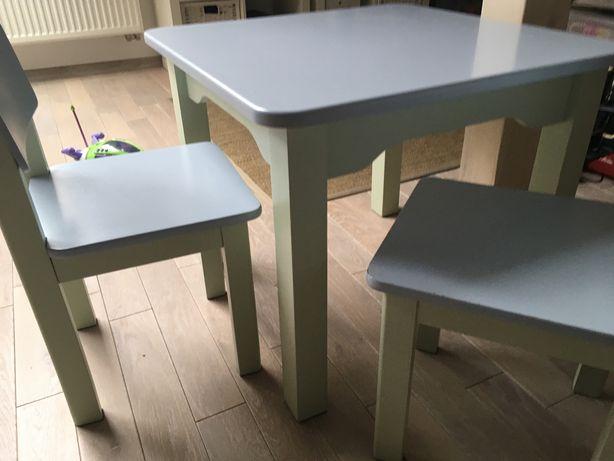 Stolik i dwa krzesełka Meblik