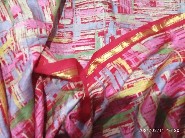 Ткань для индийского сари