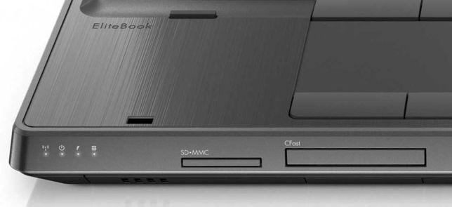 HP Elitebook 8560w, I7, 8Ram, SSD, Nvidia Quadro 1000M, VAT, Gdańsk