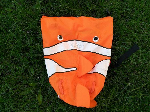 Plecak trunki rybka Nemo błazenek używany