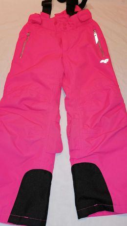 Spodnie narciarskie 4F rozmiar 122