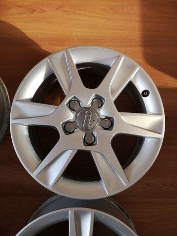 Титанові диски 5/112/16 Audi ET 50