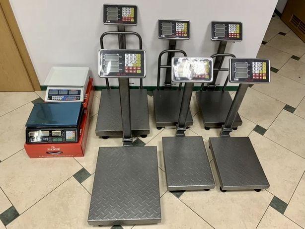 Waga SOLIDNA 100kg 150kg 200kg 300kg magazynowa platformowa wzmocniona