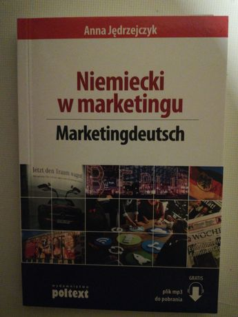 Niemiecki w marketingu Marketingdeutsch