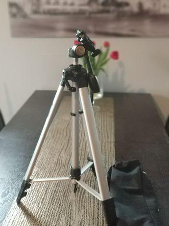 Statyw fotograficzny do aparatu 68-162cm, głowica Andoer bardzo płynna
