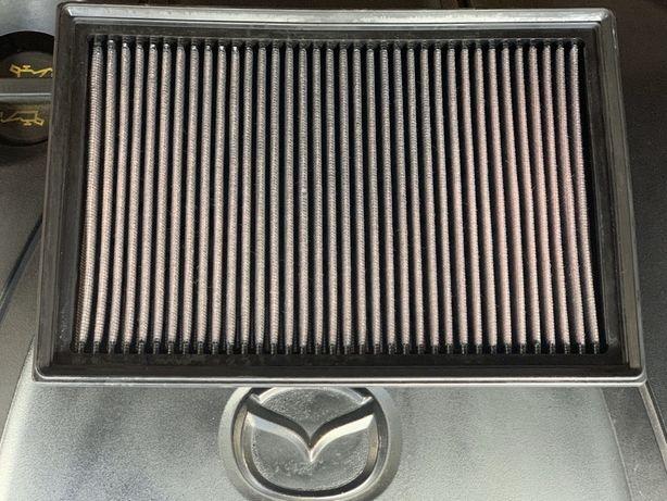 Фильтр нулевого сопротивления K&N Mazda 3