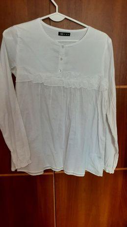 Biała bluzka rozm.158