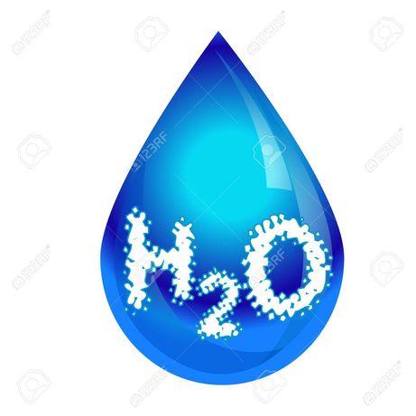 H2O woda, dostawa, transport wody na budowę, do basenu, do podlewania.
