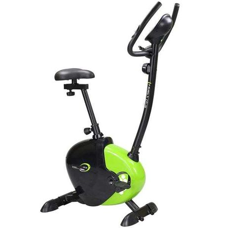 Rowerek magnetyczny M9239*PLUS czarno-zielony