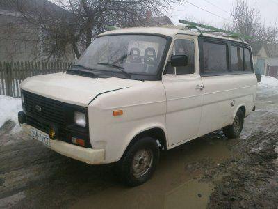 Форд транзит 1985 года требует ремонта