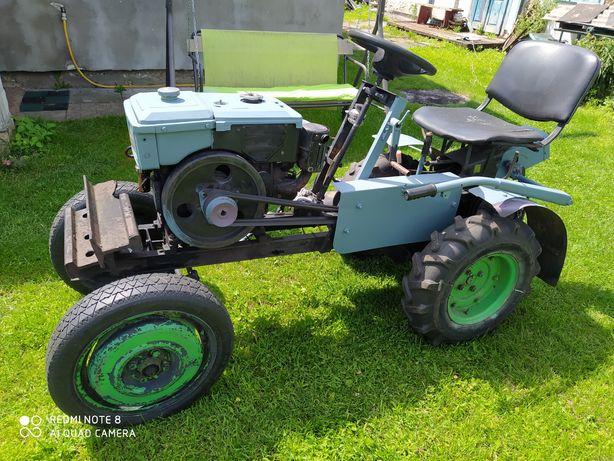 Трактор,мототрактор