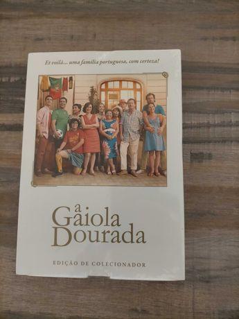 DVD Gaiola Dourada (selado)