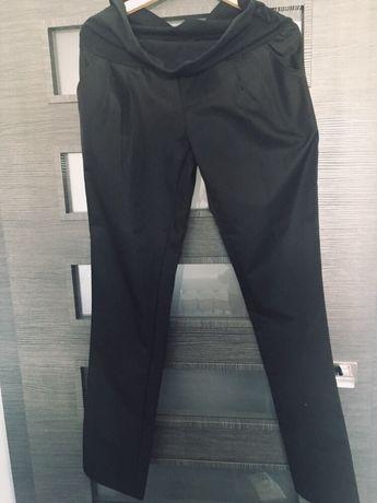 Czarne spodnie ciążowe Haremki Alladynki r. 38/M
