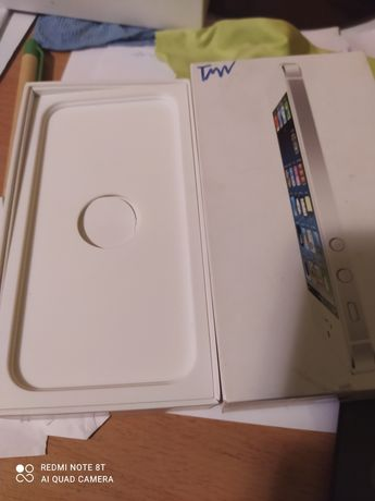 Caixa original Iphone 5