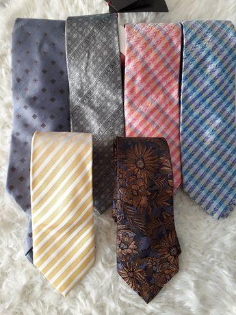 Эксклюзивный подарок, брендовые галстуки Италия. Новые.