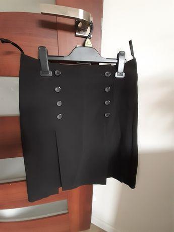Spódnica czarna elegancja prawie jak nowa