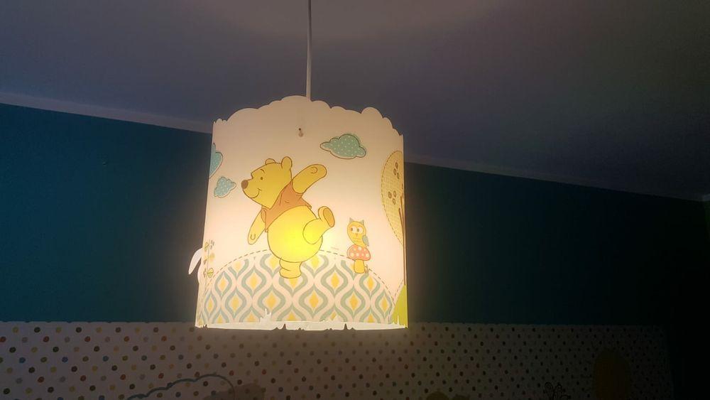Lampa dziecięca Kubus Puchatek Miłoszewo - image 1