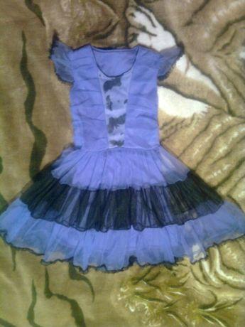 5-8л костюм платье