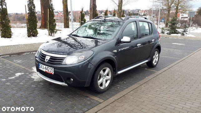 Dacia Sandero 1.6 benz. 87 KM + LPG